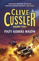 Piąty kodeks Majów - Clive Cussler | mała okładka