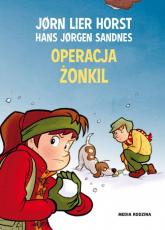 Operacja Żonkil - Jorn Lier Horst | mała okładka