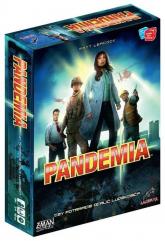 Pandemia -  | mała okładka