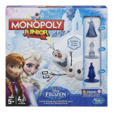 Monopoly Junior. Kraina Lodu -  | mała okładka