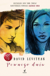 Pewnego dnia - David Levithan | mała okładka