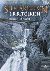 Silmarillion - J.R.R. Tolkien | mała okładka