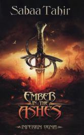Imperium ognia. Ember in the Ashes - Sabaa Tahir | mała okładka