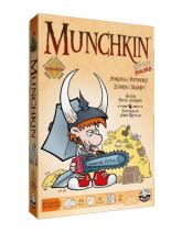 Munchkin. Edycja podstawowa - 165 kart -  | mała okładka