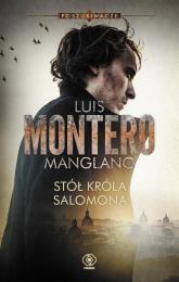 Stół króla Salomona. Poszukiwacze - Luis Montero | mała okładka