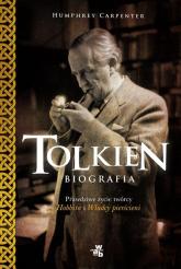 Tolkien. Biografia - Carpenter Humphrey | mała okładka