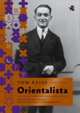 Orientalista - Tom Reiss | mała okładka