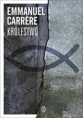 Królestwo - Emmanuel Carrere | mała okładka
