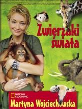 Zwierzaki świata - Martyna Wojciechowska | mała okładka