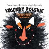 Legendy polskie. Diabelska kręgielnia, Legenda o strzale, Rów i skrzat - Tomasz Duszyński, Monika Łukasik-Duszyńska | mała okładka