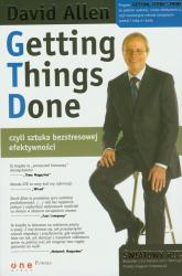 Getting Things Done, czyli sztuka bezstresowej efektywności - David Allen | mała okładka