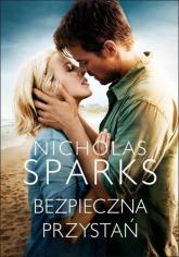 Bezpieczna przystań - Nicholas Sparks | mała okładka