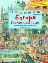 Europa. Podróże małe i duże - Wandrey Guido | mała okładka