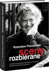 Sceny rozbierane - Radosław Piwowarski | mała okładka
