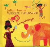 Wiersze i wierszyki dla najmłodszych - Julian Tuwim | mała okładka