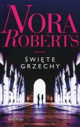 Święte grzechy - Nora Roberts | mała okładka