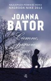 Ciemno, prawie noc - Joanna Bator | mała okładka