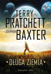 Długa Ziemia - Terry Pratchett, Stephen Baxter  | mała okładka