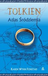 Atlas Śródziemia - Karen Wynn Fonstad | mała okładka