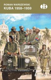 Kuba 1958-1959 - Roman Warszewski | mała okładka