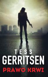 Prawo krwi - Tess Gerritsen | mała okładka