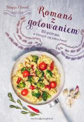 Romans z gotowaniem - Patrycja Chmiel | mała okładka