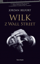 Wilk z Wall Street - Jordan Belfort | mała okładka
