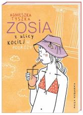 Zosia z ulicy Kociej. W podróży - Agnieszka Tyszka | mała okładka