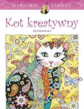 Kot kreatywny - Marjorie Sarnat | mała okładka