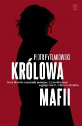 Królowa mafii - Piotr Pytlakowski, Monika Banasiak | mała okładka