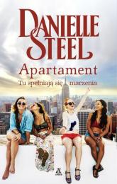 Apartament - Danielle Steel | mała okładka