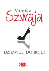 Dziewice do boju - Monika Szwaja | mała okładka