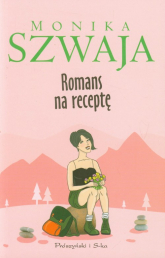 Romans na receptę - Monika Szwaja | mała okładka