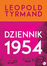 Dziennik 1954 - Leopold Tyrmand | mała okładka
