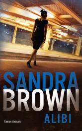 Alibi - Sandra Brown | mała okładka