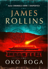 Oko Boga - James Rollins | mała okładka