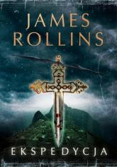 Ekspedycja - James Rollins | mała okładka