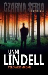 Człowiek mroku - Unni Lindell | mała okładka