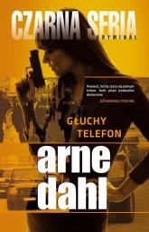 Głuchy telefon - Arne Dahl | mała okładka