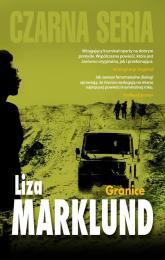 Granice - Liza Marklund | mała okładka