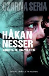 Kobieta ze znamieniem - Hakan Nesser | mała okładka