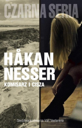 Komisarz i cisza - Hakan Nesser | mała okładka