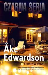Ostatnia zima - Ake Edwardson | mała okładka