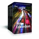 Najpiękniejszy kraj + Prawie martwy + Ostatnia zima - pakiet - Ake Edwardson | mała okładka