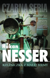 Rzeźniczka z Małej Birmy - Hakan Nesser | mała okładka
