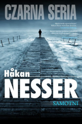 Samotni - Hakan Nesser | mała okładka