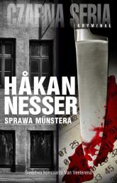 Sprawa Munstera - Hakan Nesser | mała okładka