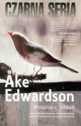Wołanie z oddali - Ake Edwardson | mała okładka