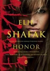 Honor - Elif Shafak | mała okładka