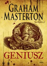 Geniusz - Graham Masterton | mała okładka